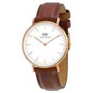 Daniel Wellington ダニエルウェリントン St Andrews CLASSIC LADY 36MM Rose gold h01