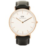 Daniel Wellington ダニエルウェリントン Sheffield Classic LADY 36MM Rose gold