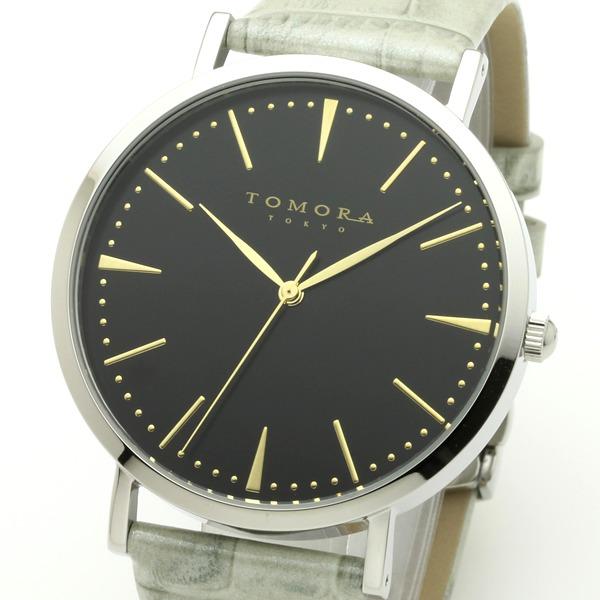 TOMORA TOKYO(トモラトウキョウ) 腕時計 日本製 T-1601-GBKGYf00