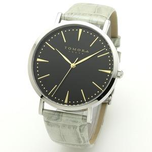 TOMORA TOKYO(トモラトウキョウ) 腕時計 日本製 T-1601-GBKGY