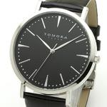 TOMORA TOKYO(トモラトウキョウ) 腕時計 日本製 T-1601-SBKBK