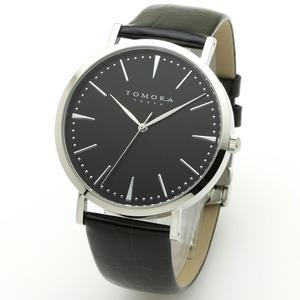 TOMORA TOKYO(トモラトウキョウ) 腕時計 日本製 T-1601-SBKBK h02