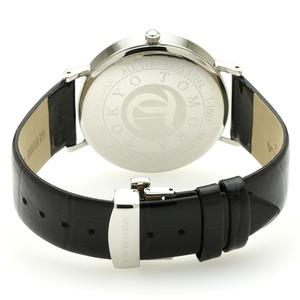 TOMORA TOKYO(トモラトウキョウ) 腕時計 日本製 T-1601-SBKBK h03