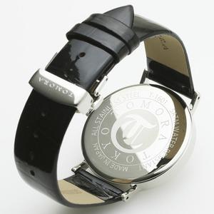 TOMORA TOKYO(トモラトウキョウ) 腕時計 日本製 T-1601-SBKBK f06