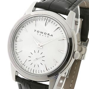 TOMORA TOKYO(トモラトウキョウ) 腕時計 日本製 T-1602-SSWH - 拡大画像