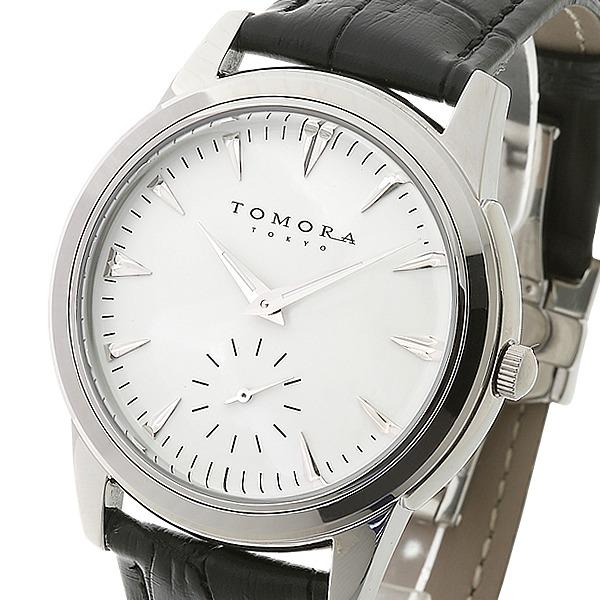 TOMORA TOKYO(トモラトウキョウ) 腕時計 日本製 T-1602-SSWHf00