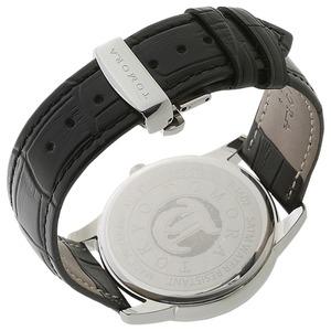 TOMORA TOKYO(トモラトウキョウ) 腕時計 日本製 T-1602-SSWH h03