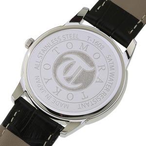 TOMORA TOKYO(トモラトウキョウ) 腕時計 日本製 T-1602-SSWH f05