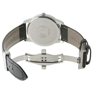 TOMORA TOKYO(トモラトウキョウ) 腕時計 日本製 T-1602-SSBK