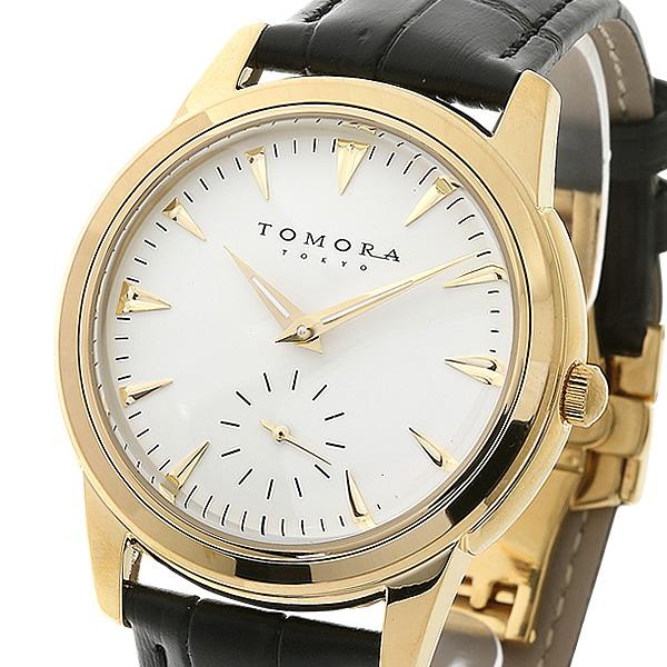 TOMORA TOKYO(トモラトウキョウ) 腕時計 日本製 T-1602-GDWHf00