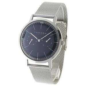 TOMORA TOKYO(トモラトウキョウ) 腕時計 日本製 T-1603-BL