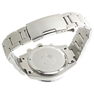 TOMORA TOKYO(トモラトウキョウ) 腕時計 日本製 T-1604-SSBL