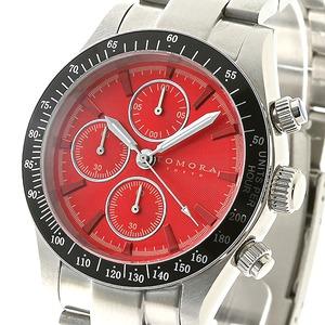 TOMORA TOKYO(トモラトウキョウ) 腕時計 日本製 T-1604-SSRD