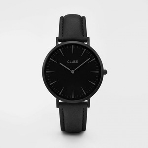 CLUSE(クルース)LA BOHEME FULL BLACK - 38 mm Black/Black