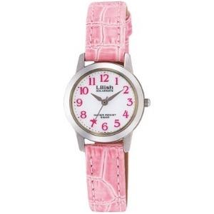 CITIZEN lilish シチズン リリッシュ 腕時計 H997-907 ピンク - 拡大画像