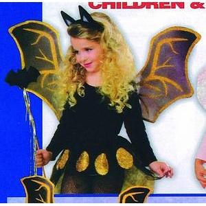 【コスプレ】 RUBIE'S(ルービーズ) Child Accessory - Bat Kit(チャイルド アクセサリー バット キット) - 拡大画像