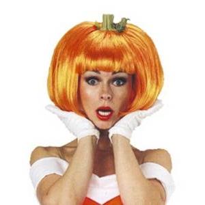【ハロウィン コスプレ衣装・仮装】Pumpkin Wig(パンプキン ウィッグ)