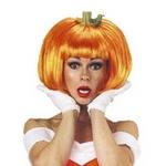 【コスプレ】 RUBIE'S(ルービーズ) ACCESSORY(アクセサリー) アクセサリ(コスプレ) Pumpkin Wig(パンプキン ウィッグ)
