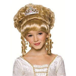 【コスプレ】 RUBIE'S(ルービーズ) ACCESSORY(アクセサリー) アクセサリ(コスプレ) Charming Princess Wig(チャーミング プリンセス ウィッグ) - 拡大画像