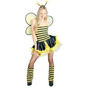 RUBIE'S(ルービーズ) ADULT(アダルト) コスプレ Queen Bee(クイーン ビー) Stdサイズ - 拡大画像
