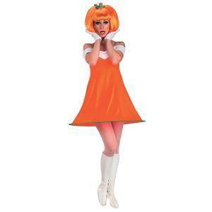 RUBIE'S(ルービーズ) ADULT(アダルト) コスプレ Pumpkin Spice(パンプキン スパイス) Stdサイズ - 拡大画像