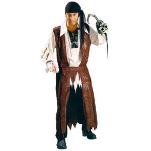 【コスプレ】 RUBIE'S(ルービーズ) ADULT(アダルト) コスプレ Pirate(パイレット) Stdサイズ - 拡大画像