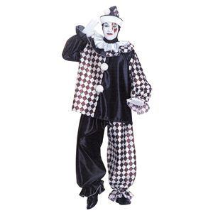 【コスプレ】 RUBIE'S(ルービーズ) ADULT(アダルト) コスプレ Pierrot Pete(ピエロ ピート) Stdサイズ - 拡大画像