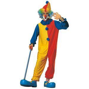 【コスプレ】 RUBIE'S(ルービーズ) ADULT(アダルト) コスプレ Clown(クラウン) Stdサイズ - 拡大画像
