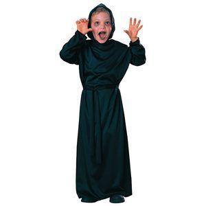 【コスプレ】 RUBIE'S(ルービーズ) CHILD(チャイルド) コスプレ Horror Robe (ホラー ローブ) Mサイズ - 拡大画像