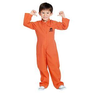 【コスプレ】 RUBIE'S(ルービーズ) CHILD(チャイルド) コスプレ Halloween Caverall(ハロウィーン カバーオール) Sサイズ - 拡大画像