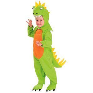 【コスプレ】 RUBIE'S(ルービーズ) CHILD(チャイルド) コスプレ Dinosaur(ダイノソー) Sサイズ - 拡大画像