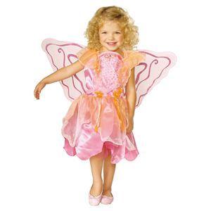 【コスプレ】 RUBIE'S(ルービーズ) CHILD(チャイルド) コスプレ Pink Pixie(ピンク ピクシー) Todサイズ - 拡大画像