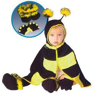 【コスプレ】 RUBIE'S(ルービーズ) CAPE(ケープ) ケープ Lil' Bee(リル ビー) - 拡大画像