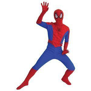 RUBIE'S(ルービーズ) SPIDER MAN(スパイダーマン) コスプレ Adult Spiderman(スパイダーマン)