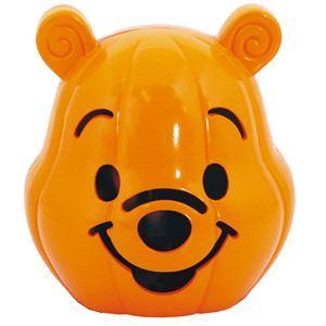 RUBIE'S(ルービーズ) DISNEY(ディズニー) ランタン Lightup Blinking Pumpkin Pooh(ライトアップ ブリンキング パンプキン プー)12個セット - 拡大画像