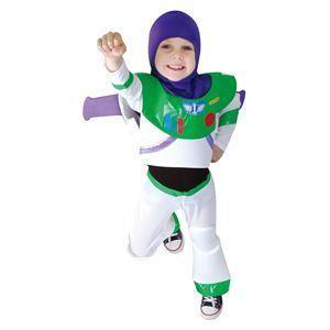 【コスプレ】 RUBIE'S(ルービーズ) DISNEY(ディズニー) コスプレ TOY STORY(トイ・ストーリー)シリーズ Child Buzz Lightyear(バズ・ライトイヤー) Sサイズ - 拡大画像