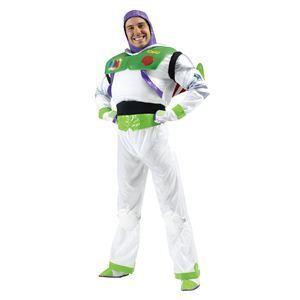 【コスプレ】 RUBIE'S(ルービーズ) DISNEY(ディズニー) コスプレ TOY STORY(トイ・ストーリー)シリーズ Adult Buzz Lightyear(バズ・ライトイヤー) Stdサイズ - 拡大画像