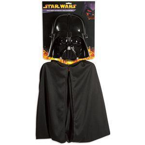 【コスプレ】 RUBIE'S(ルービーズ) STAR WARS(スターウォーズ) コスプレ Darth Vader Child Cape & Mask Set(ダース・ベイダー 肩マント & マスク セット)