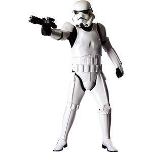 RUBIE'S(ルービーズ) STAR WARS(スターウォーズ) コスプレ Supreme Edition Stormtrooper(ストームトルーパー) Costume Stdサイズ - 拡大画像