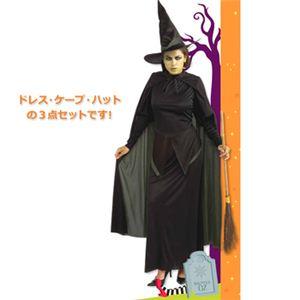【コスプレ】 RUBIE'S (ルービーズ) 15478 Wicked Witch(魔女) - 拡大画像
