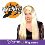"""【コスプレ】 RUBIE'S (ルービーズ) 50701 24"""" Witch Wig - Blonde(ウィッグ)"""