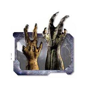 【コスプレ】 RUBIE'S (ルービーズ) 68174 エイリアンVSプレデター Predator Gloves - 拡大画像
