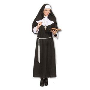 【コスプレ】 RUBIE'S (ルービーズ) 16345 Nun(修道女) STD - 拡大画像