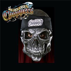 【コスプレ】 RUBIE'S (ルービーズ) Dead City Choppers Road Rage 4411 (マスク) - 拡大画像