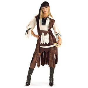 【コスプレ】 RUBIE'S (ルービーズ) 887019 Caribbean Pirate Babe(カリブの海賊)