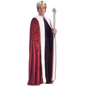 【コスプレ】 RUBIE'S (ルービーズ) 14995 King's Robe(キングローブ) - 拡大画像