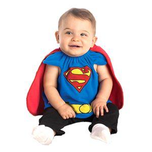 【コスプレ】 RUBIE'S (ルービーズ) 885106 SUPERMAN DELUXE BIB(スーパーマン)