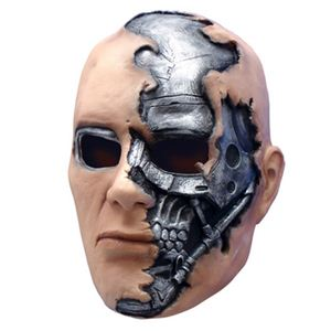 【コスプレ】 RUBIE'S (ルービーズ) 4575 T600 Adult Mask(ターミネーター マスク) - 拡大画像