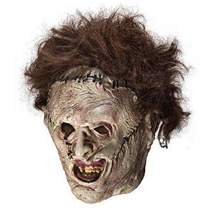 【コスプレ】 RUBIE'S (ルービーズ) 4158 Leatherface Adult Vinyl Mask(悪魔のいけにえ マスク) - 拡大画像