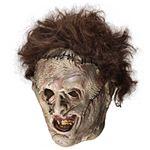 【コスプレ】 RUBIE'S (ルービーズ) 4158 Leatherface Adult Vinyl Mask(悪魔のいけにえ マスク)